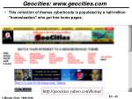 geocities www geocities com