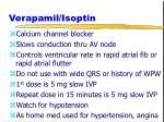 verapamil isoptin