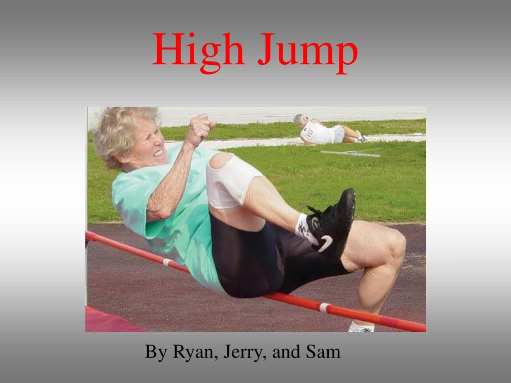 high jump l.