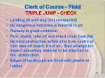 triple jump check