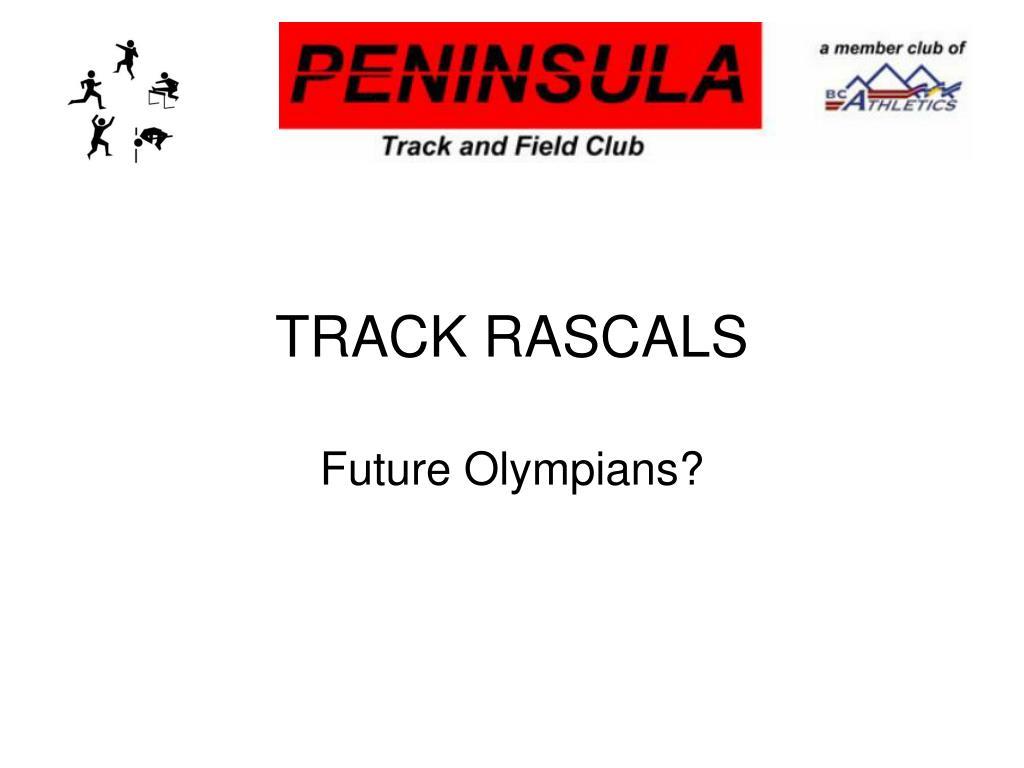 track rascals l.