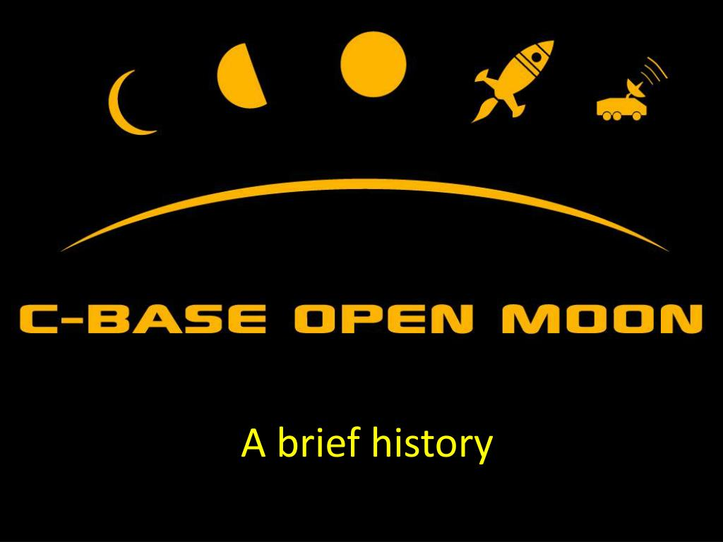 a brief history l.