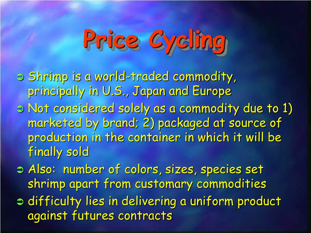 Price Cycling