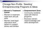 chicago non profits seeding entrepreneurship programs ideas23