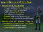 apprenticeship of jellybean