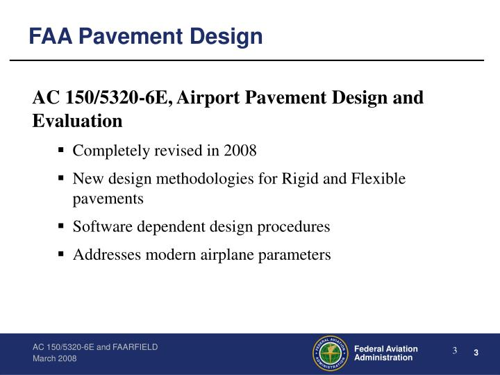 Ppt Faa Pavement Design Powerpoint Presentation Free Download Id 473861