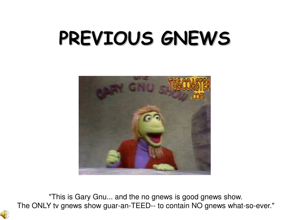previous gnews