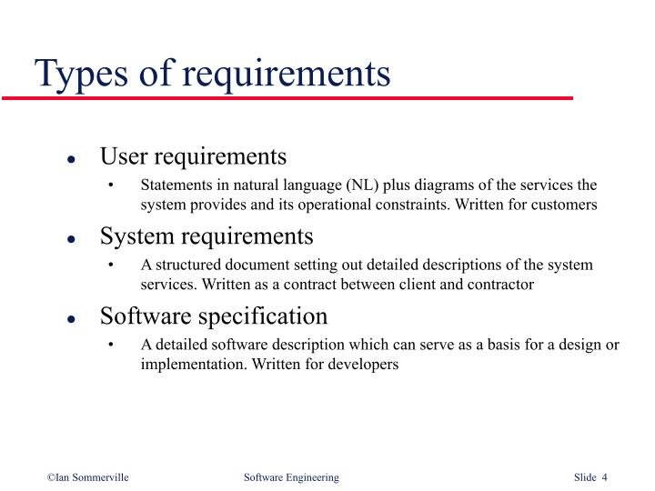 Ppt Software Requirements Powerpoint Presentation Free Download Id 474271