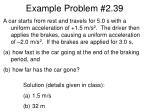 example problem 2 39