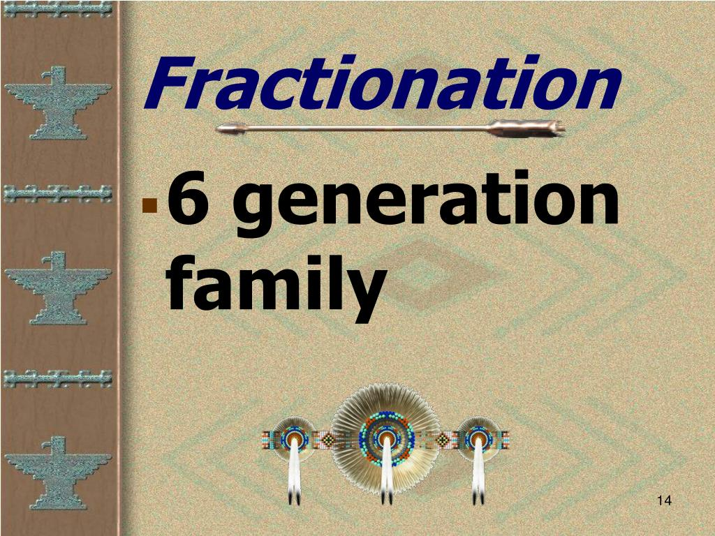 Fractionation