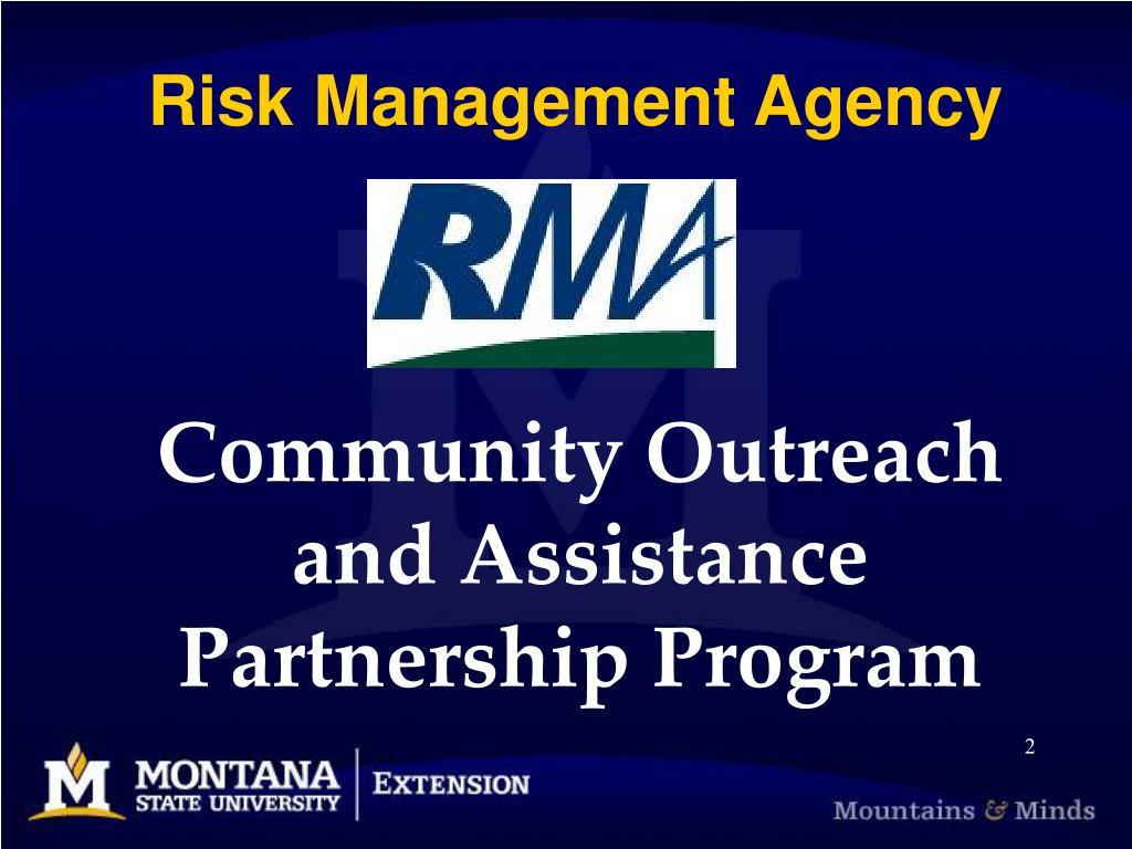 Risk Management Agency