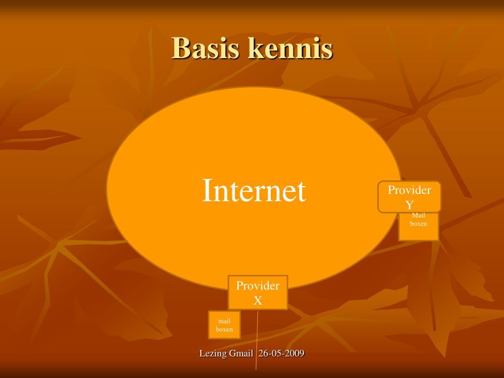 Basis kennis