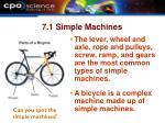 7 1 simple machines