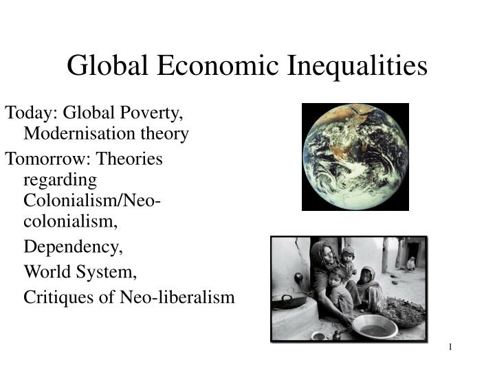 globalization creates inequality essay Globalization and inequality-short essay essay by lazyme, university, bachelor's, b+, april 2002 globalization is being driven by five major factors: customers, markets, technology, competition, and costs the global marketplace exposes retailers to an unprecedented number of customers.