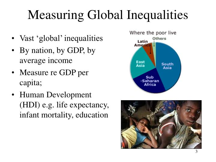 global inequality caused by consumption Styles and consumption patterns need to enter  resource extraction and throughput caused by a relatively small part of global  global carbon inequality.