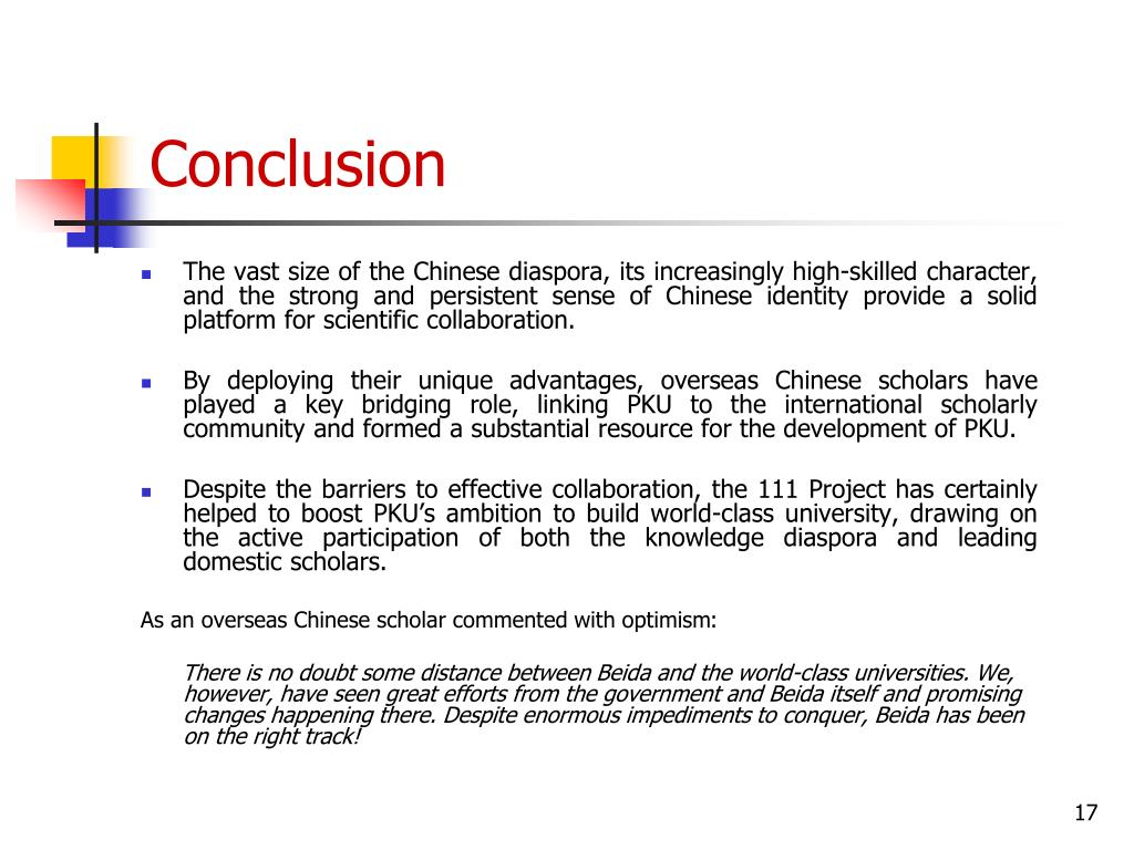 PPT - Deploying the Chinese Knowledge Diaspora: A Case Study