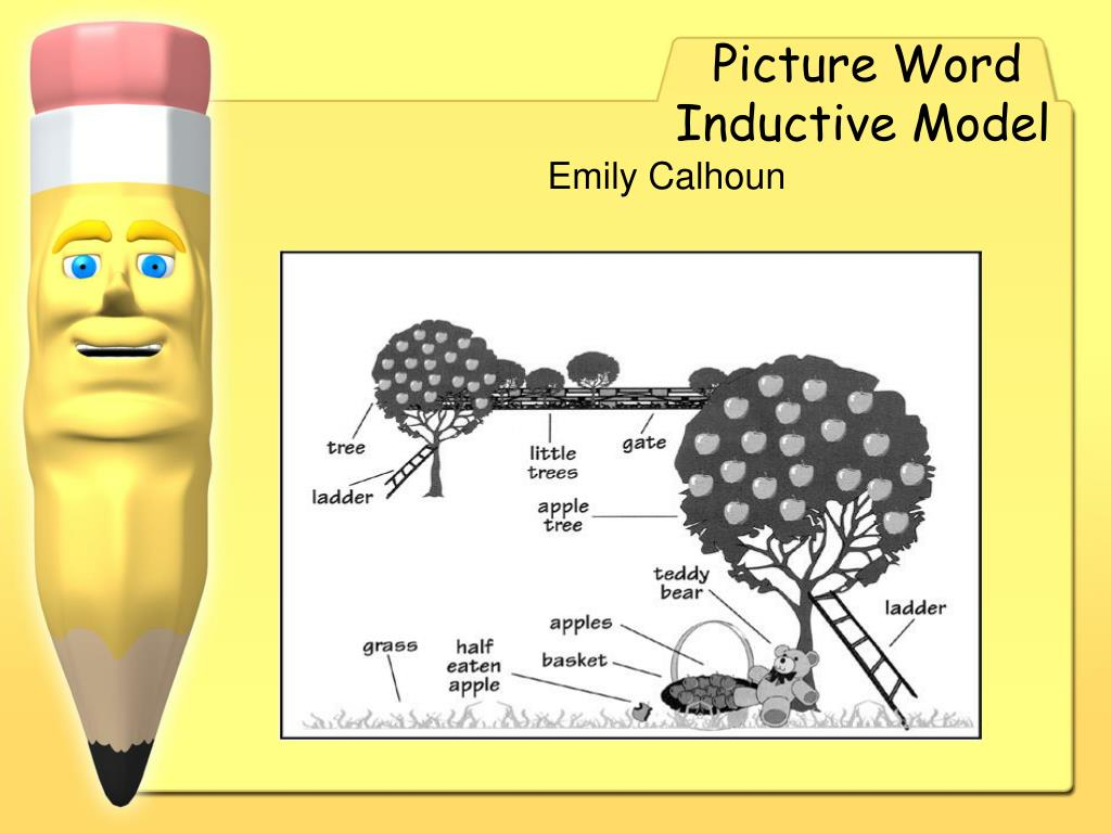 Picture Word                              			    Inductive Model