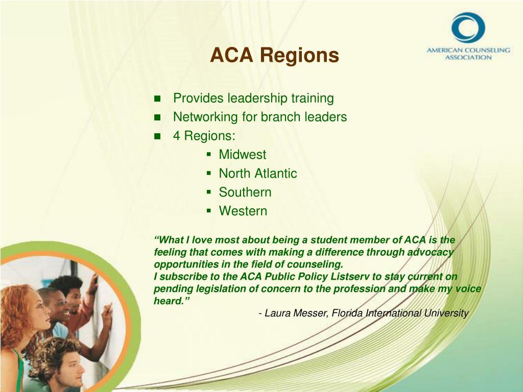 ACA Regions