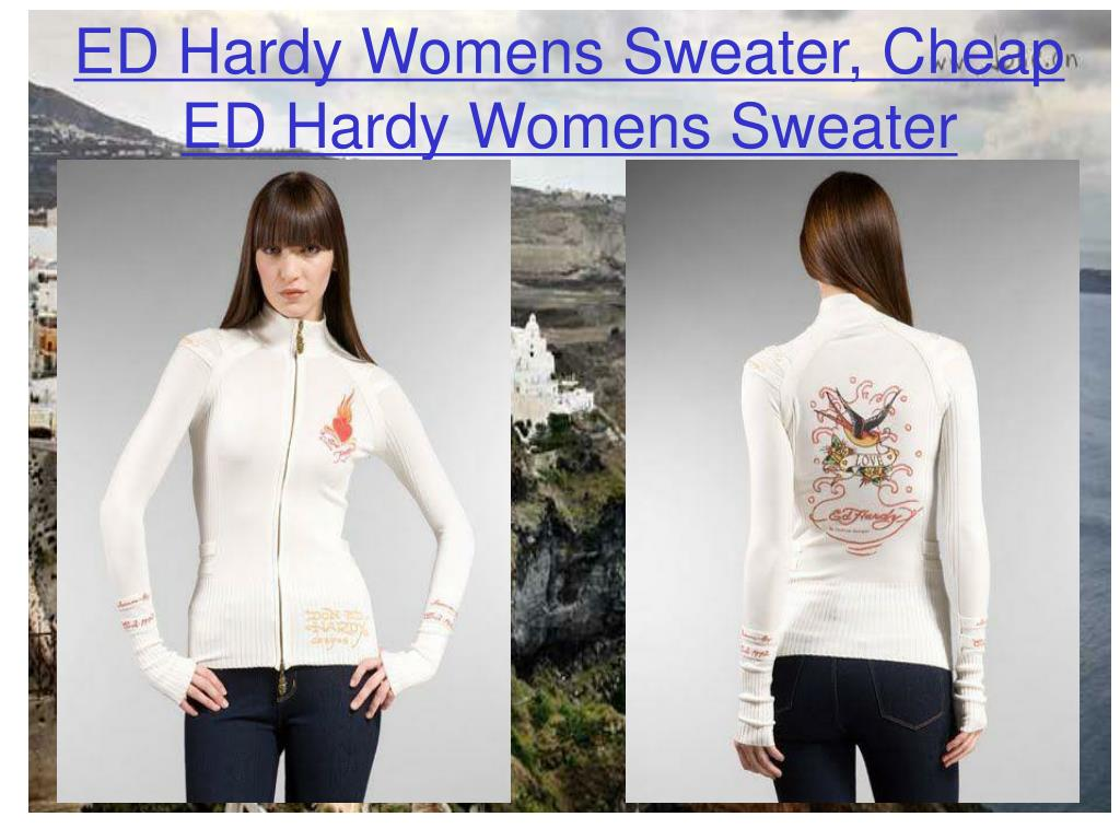 ed hardy womens sweater cheap ed hardy womens sweater l.