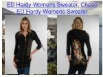 ed hardy womens sweater cheap ed hardy womens sweater3