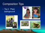 composition tips40