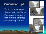 composition tips46