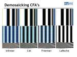demosaicking cfa s39