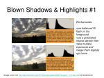 blown shadows highlights 1