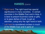 hands cont d25