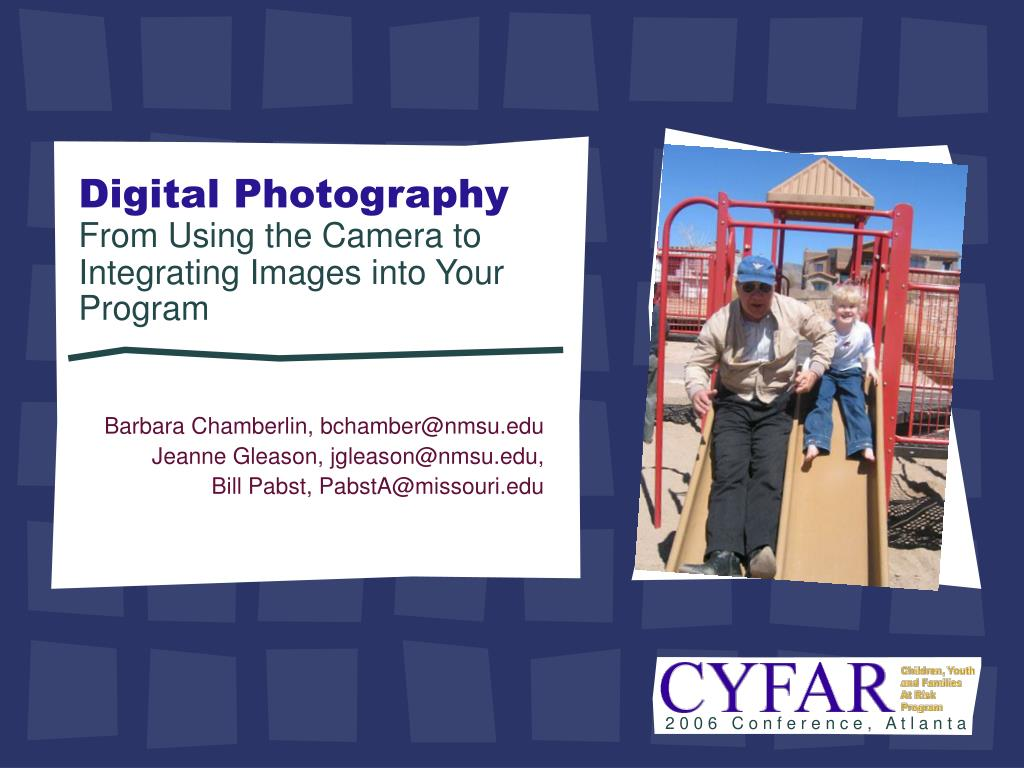 digital photography from using the camera to integrating images into your program l.