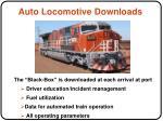 auto locomotive downloads