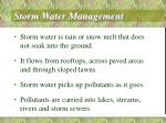 storm water management2