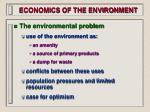 economics of the environment8
