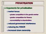 privatisation76