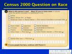 census 2000 question on race
