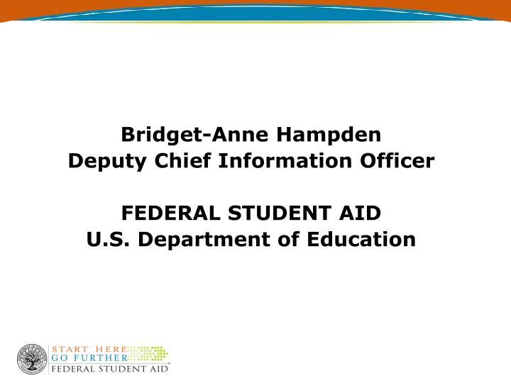 Bridget-Anne Hampden