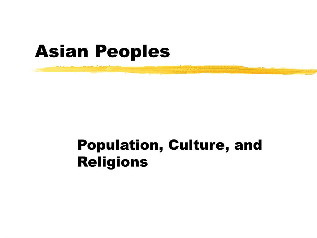 asian peoples l.
