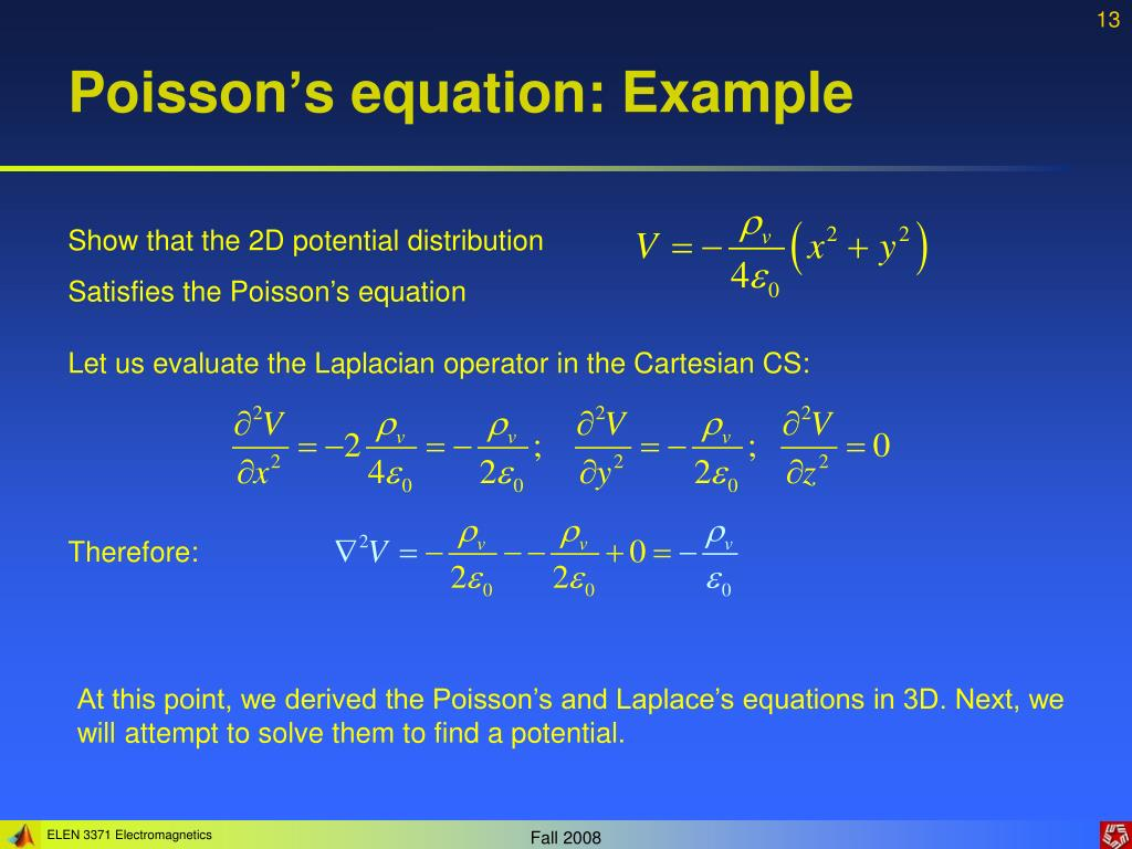 PPT - Lecture 4: Boundary Value Problems PowerPoint Presentation