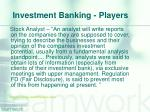 investment banking players6