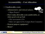accountability cost allocation12