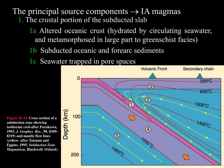 magmatism and island arcs essay