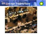 ist chicago trading floor