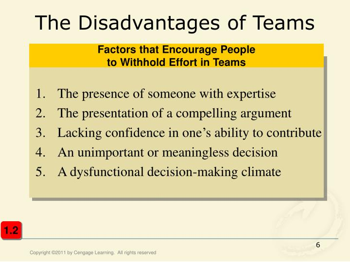 Factors that Encourage People