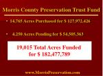 morris county preservation trust fund8