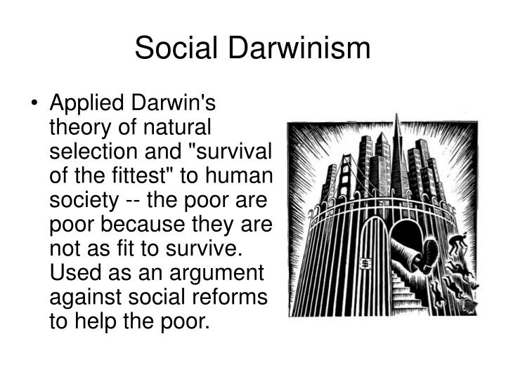 survival of the fittest darwin essays Evolutionary accounts, which antedated charles darwin and focused as much on the survival of the outdated as on the survival of the fittest, were biology, philosophy of: natural selection used a term coined by herbert spencer (1820–1903), survival of the fittest , in place of natural selection.