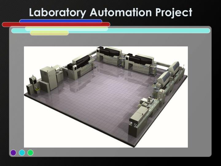 Laboratory automation project