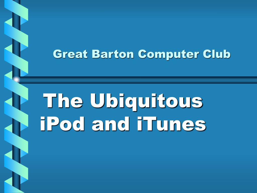 great barton computer club l.