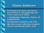 itunes software10