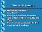 itunes software11