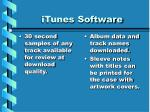 itunes software12